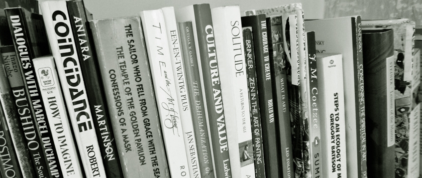 Books that every artist should read.