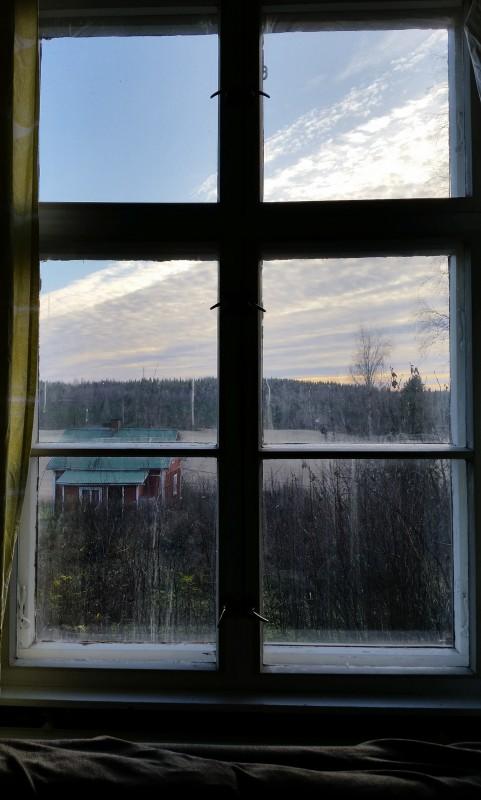 Fin Window